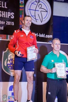IUKL World Championships Dublin A Personal perspective