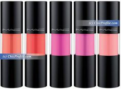 MAC Versicolour Stain Summer 2016 Collection – Beauty Trends and Latest Makeup Collections | Chic Profile