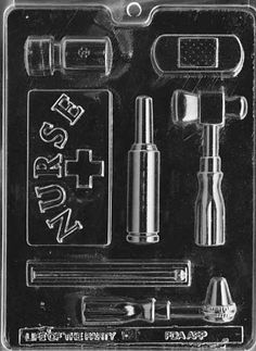 NURSE KIT Jobs Candy Mold Chocolate by CybrTrayd FDA Approved, http://www.amazon.com/dp/B000EJPK3Y/ref=cm_sw_r_pi_dp_nxmnrb0SNM3BF