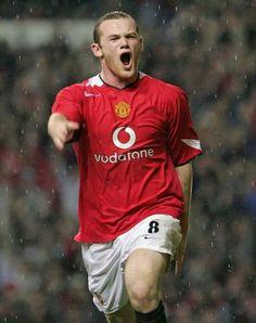 Wayne Rooney #10 - #ManchesterUnited
