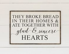 Rustic Wood Signs That Inspire Your Soul by WilliamRaeDesigns Wood Signs For Home, Rustic Wood Signs, Home Signs, Rustic Kitchen Wall Decor, Rustic Decor, Farmhouse Decor, Wood Signs Sayings, Sign Quotes, Painted Signs