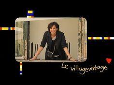 VIDEO ///  Ines's Little Diaries /// nouveau / Vintage Village à Saint Ouen / Habitat / l'éclaireur /