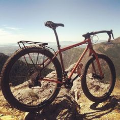 Salsa Deadwood.  Salsa introduced 2016 bikes including the 29 drop mountain bike.  Jay is in Utah at #salsacycles #qbp #saddledrive  testing out the newest bikes. by topangacreek