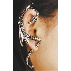 Dragon wrap around earring ear cuff gold bidorbuy.co.za ❤ liked on Polyvore featuring jewelry, earrings, accessories, wire wrapped jewelry, diamond earrings, gold ear cuff earrings, womens jewellery and yellow gold jewelry