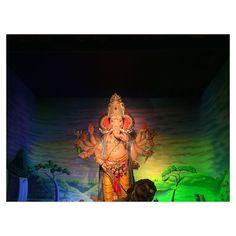 New pin for Ganpati Festival 2015 is created by by siddheshsavantphotography with #ganpati #ganpatibappa #god #narepark #lowerparel #raja #morya #bappa #mumbai #india