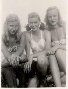 Girls After The War