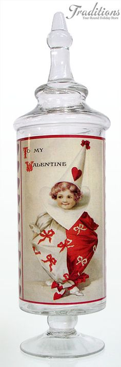 Valentine's Day Decorations & Ornaments ~ I could SO make this.