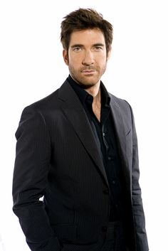 I can see him as the Christian's father/lawyer.                           -Dylan McDermott