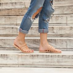 More women sandals on the link below https://www.etsy.com/shop/Pterna?ref=seller-platform-mcnav&section_id=19710288  Our handmade sandals are created with genuine Greek and Italian leather, as our materials are carefully selected from local tanneries. Each cowhide is made according to our detailed instructions and high standards.   Our excellent quality soles come in two types; leather or rubber. Our rubber soles are either standard, lightweight & shock a...