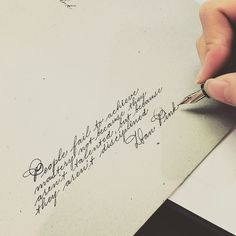 So i'm gonna post something everyday.. Or every other day? Quotes from @rich20something #handwritten #cursive #fountainpen #calligraphy #calligraphyID #handwriting by kuromopi