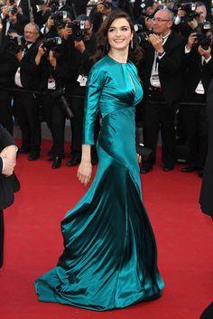 RACHEL WEISZ - Cannes Film Festival 2015
