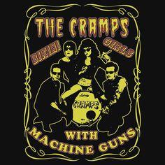 The Cramps (Bikini Girls) Colour