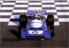 Jean-Pierre Beltoise (Matra Simca MS120B) Grand Prix de France - Paul Ricard 1971 - Carros e Pilotos.