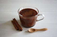 Chocolate caliente con Kuzu