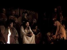 Parable of the prodigal son from the film Jesus of Nazareth