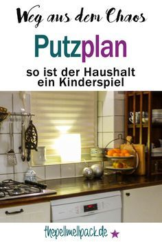 Cleaning plan - our weapon against daily chaos! - My Pins - Cleaning plan – our weapon against daily chaos! Cleaning schedule – Yes, we h - Kitchen Cupboard Organization, Clean Kitchen Cabinets, Household Organization, Household Cleaning Tips, House Cleaning Tips, Cleaning Hacks, Organizing, Kitchen Racks, Clean House