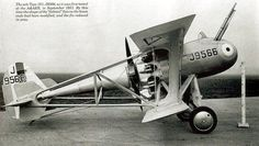 The Vickers 161. An early attempt to get a 37mm autocannon into the air. : WeirdWings
