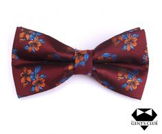 Papion elegant visiniu floral - gents-club.ro Club, Elegant, Floral, Accessories, Classy, Chic, Florals, Flower, Flowers
