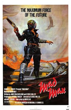 7/01/14  1:54p   American International Filmways  Production ''Mad Max''   Mel Gibson  1979
