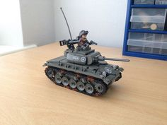 "M24 ""Chaffee"" Light Tank   Flickr - Photo Sharing!"