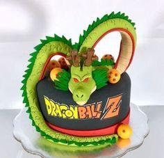 Omg this is nuts Goku Birthday, Naruto Birthday, Dragon Birthday, Ball Birthday, Birthday Cake, Tarta Dragon Ball, Dragonball Z Cake, Bolo Naruto, Nerf Cake
