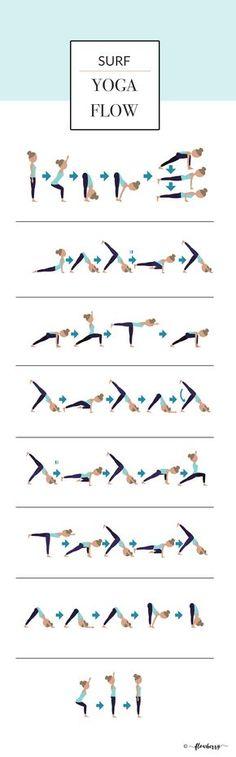 Surf Yoga Flow