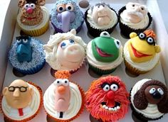 Cuppets ou Muppakes?