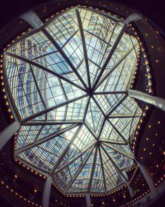 Funky Berlin Atrium. Look up! #berlin #mitte #architecture #lookup #berlinarchitecture #exploreberlin #discoverberlin #berlinfans #myberlin #awesomeberlin #likealocal #visit_berlin #berlinmoods #berlinperspective #perspectives #citylife