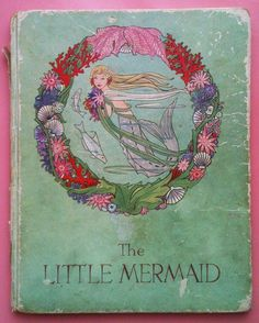 The Little Mermaid illustration by Rie Cramer
