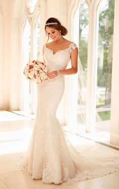 Stella York 6249 Wedding Dress | Blessings of Brighton More