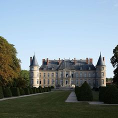 Step inside the original home of the Princes de Beauvau-Craon via a spectacular new Rizzoli book Old Buildings, Step Inside, Prince Charles, Tuscany, New Books, Home And Family, Castle, France, Mansions