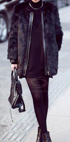 Textures of black