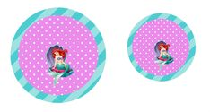 Topper, Ariel The Little Mermaid, Kids Rugs, Party, Decor, Toddler Boy Birthday, Mermaid, Craft, Tin Cans
