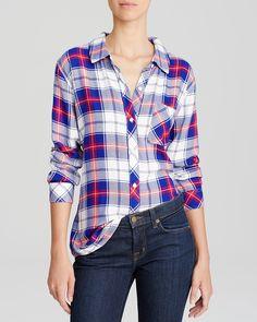 Rails Shirt - Exclusive Plaid | Bloomingdale's