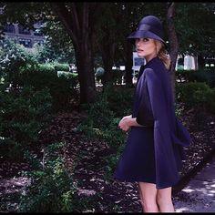 Olivia Palermo, very vintage style