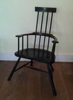 Chris Williams Welsh stick chairs / Cadair cefn ffyn Cymreig