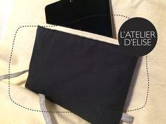 Ipad protection pour Arnaud Hermes, Ipad, My Love, Bags, Couture Sac, Pouch Bag, Atelier, Handbags, Bag
