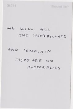 Life definitely needs more butterflies!