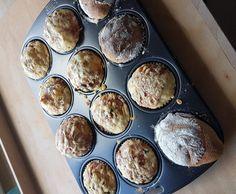 Rezept Schnelle Brötchen in Muffinform von Ro My - Rezept der Kategorie Brot & Brötchen