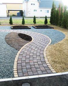>>This excellent Japanese designer creates perfect garden paths.