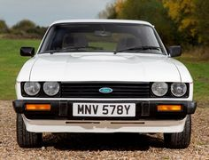 1983 Ford Capri | Classic Driver Market