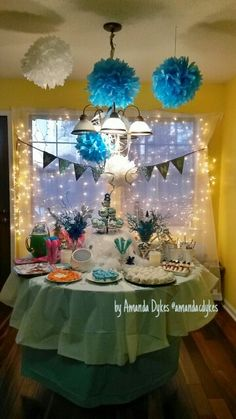 #Frozen #Birthday #Party