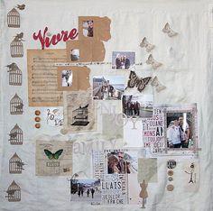 monumental scrap - ideas for kat's wedding