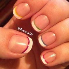 Instagram photo by kmcnails #nail #nails #nailart
