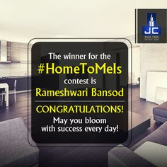 Weu0027re Glad To Declare Rameshwari Bandsod As The Winner Of Our #HomeToMeIs #