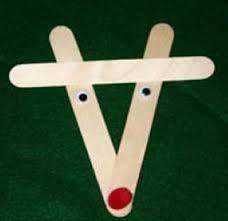 Resultado de imagen para manualidades navideñas para preescolar con material reciclado