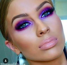 Purple n fushia