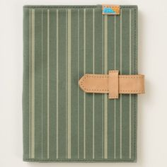 #stripes - #Red And Green Stripe Pattern Journal