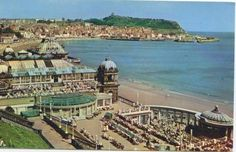 Postcard of Scarborough Spa and South Bay1967 | eBay