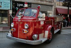 LaFrance pumper like the ones London Fire Department used.. brings back memories of Engine 8 and Truck 8 going past my home as a kid..
